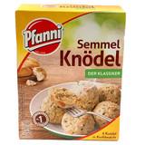 Pfanni Classic Bavarian Bread  Dumplings, Boil in Bag, 6 pc.