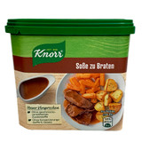 """Knorr """"Braten"""" Sauce for Fried or Roasted Meat Sauce Mix, Food Service Size for 2 Liter Sauce"""