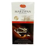 Carstens Luebecker Marzipan Bars with Dark Chocolate 4.9 oz