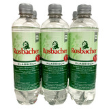 Rosbacher Original German Mineral Water, Sparkling, 6 x 16.9 oz