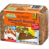 Mestemacher Muesli Bread 10.5 oz.