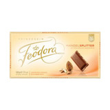 Feodora Milk Chocolate Bar with Almonds