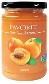 Favorit Swiss Preserve Apricot