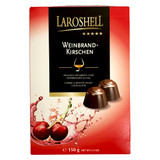 Laroshell Brandy & Cherry Chocolate Pralines 5.3oz