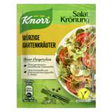 "Knorr ""Salatkrönung"" Aromatic Garden Herbs Salad Dressing, 5 sachets"