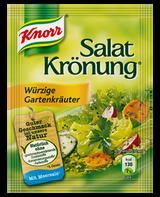Knorr Salatkroenung Salad Garden Herbs