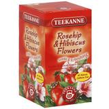 Teekanne Rosehip With Hibiscus Tea