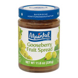 Maintal Bavarian Gooseberry Fruit Spread 11.6 oz