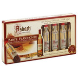 Asbach Liquor-filled Chocolates in Bottles 8 pc.