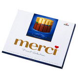 Merci Finest Euroepan Milk Chocolate Selection, 7 oz.