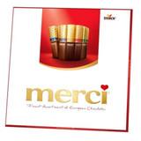 Merci Finest European Dark Chocolate Selection, 7 oz