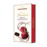 Schladerer Cherry Brandy Milk Chocolates (no sugar crust)