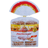 Wicklein Meistersinger Lebkuchen Double Pack Glazed min 20% nuts 17.6 oz