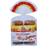 Wicklein Meistersinger Lebkuchen Double Pack Assorted 20% nuts 17.6 oz