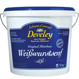 Develey Munich Sweet Mustard 11 lbs. Food Service