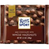 Ritter Whole Hazelnut Chocolate (Vollnuss)