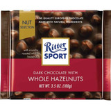 Ritter Dark Whole Hazelnut