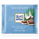 Ritter Milk Chocolate with Coconut Creme Filling 3.5 oz.
