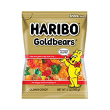 Haribo Gold Bears Gummies in Bag