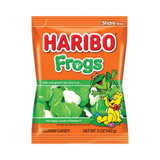 Haribo Frogs Gummies in Bag