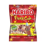 Haribo Fizzy Cola Gummies in Bag