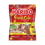 Haribo Fizzy Cola Gummies in Bag