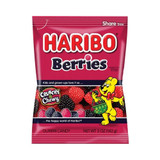 Haribo Berries Gummies in Bag