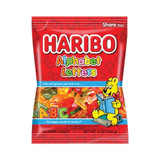 Haribo Alphabets Gummies in Bag
