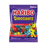 Haribo Dinosaurs Gummies in Bag