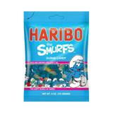Haribo Smurf Sour Gummies in Bag