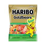 Haribo Sour Gold Bear Gummies in Bag