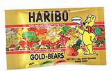 Haribo Gold Bears Large Bag - 14 oz.