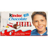 Ferrero Kinder Creme Filled Chocolate