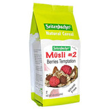 "Seitenbacher # 2 ""Berries Temptation "" All Natural Muesli Cereals with Berries 16 oz"