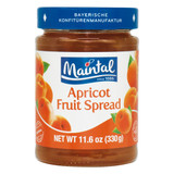 Maintal Bavarian Apricot Fruit Spread 11.6 oz