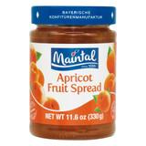 Maintal Bavarian Apricot Fruit Spread 11.6 oz