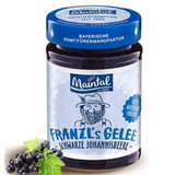 Maintal Bavarian Black Currant Fruit Jelly 12 oz