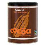 Beck's Organic Cocoa Powder Criollo 100% cocoa in tub 8.8.oz
