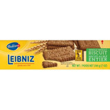 Bahlsen Leibniz Cookies Whole Wheat