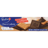 Bahlsen Choco Leibniz Cookies with Dark Chocolate