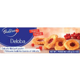 Bahlsen Deloba Cookies with Red Currant Filling