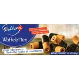 Bahlsen Chocolate Wafer Rolls Bittersweet (Waffeletten)