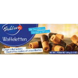 Bahlsen Chocolate Wafer Rolls Milk Chocolate (Wafelletten)