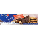 Bahlsen Chocostar Cookies Dark Chocolate (First Class)