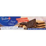 Bahlsen Chocostar Cookies Dark Chocolate (First Class)