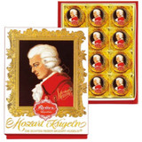 Reber Mozart Kugel Medium Size 12 pc. Portrait Box