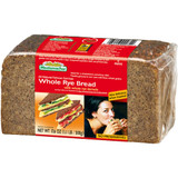 Mestemacher Whole Rye Bread 17.6 oz.