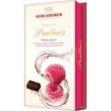 Schladerer Milk Chocolate Raspberry Pralines