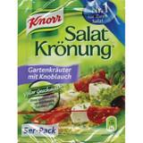 Knorr Salatkroenung Garden Salad Herbs with Garlic 5 sachets