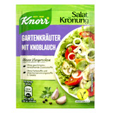 "Knorr ""Salatkrönung"" Garden Herbs with Garlic Salad Dressing Mix, 5 sachets"